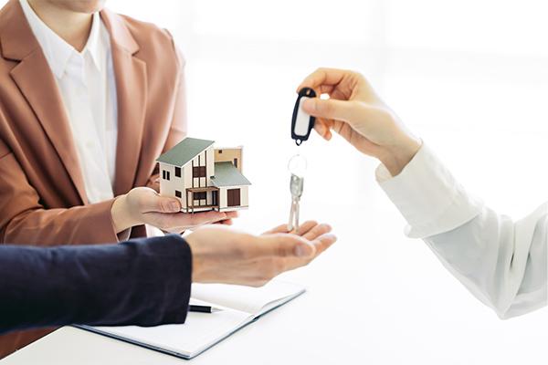 家の売買のイメージ画像